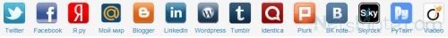 Поддерживаемые сайты PistonPoster