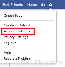 «Account settings»