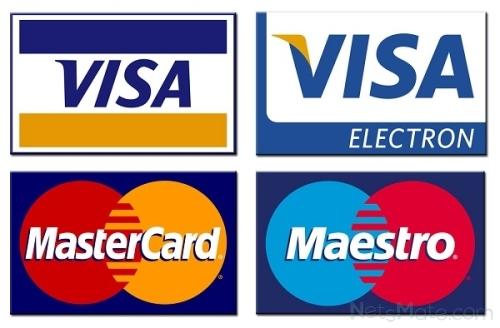 Компании visa и mastercard