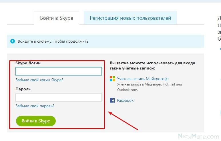 оплата Skype img-1