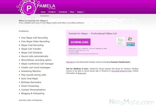 Официальный сайт программы