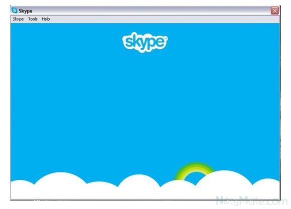 при запуске скайпа синий экран - фото 10